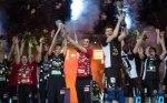 Die DSC Volleyball Damen und die Berlin Recycling Volleys durften in der abgelaufenen Saison mehrmals jubeln (Foto: Conny Kurth, www.kurth-media.de)