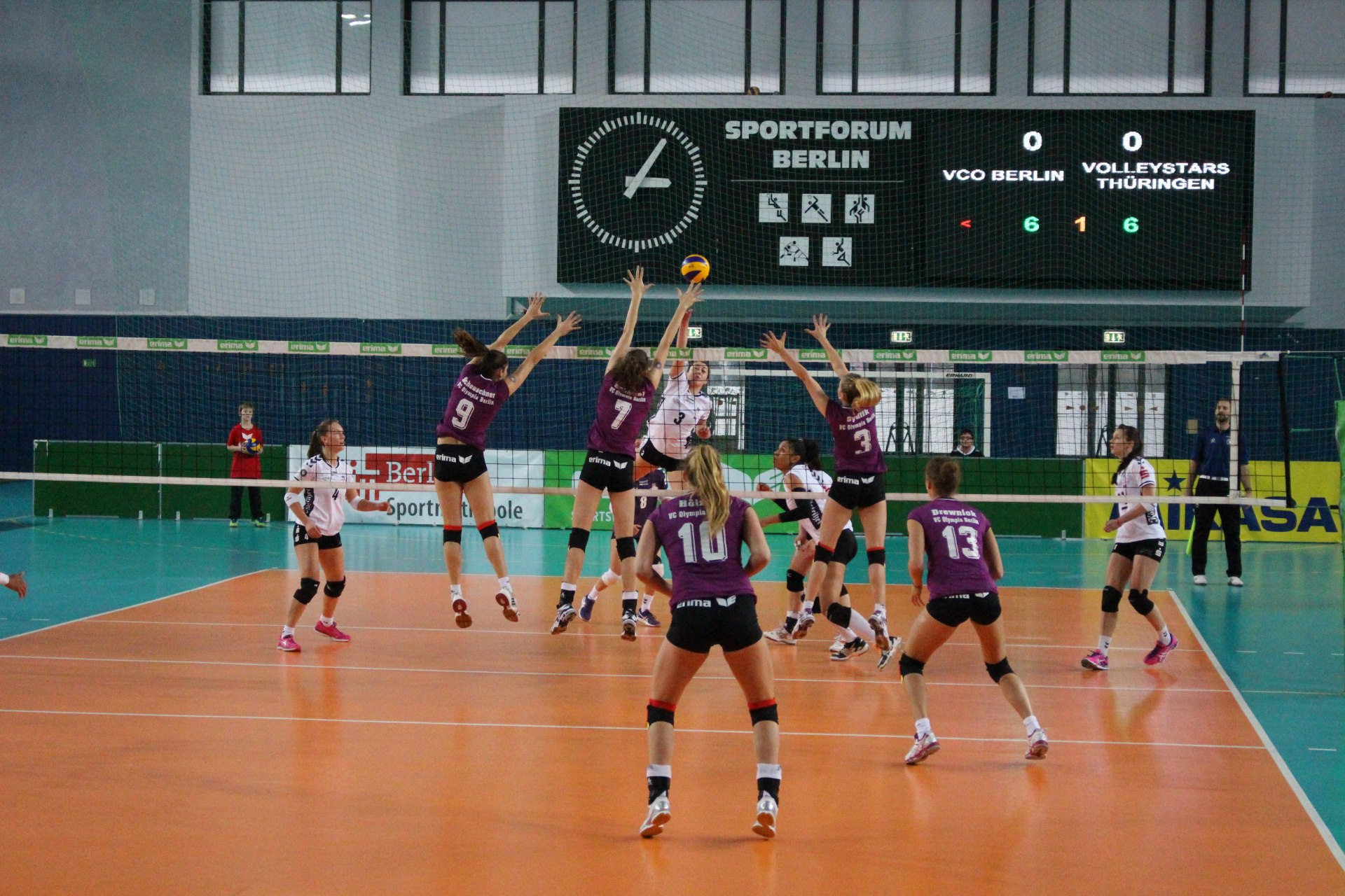berlin liga volleyball