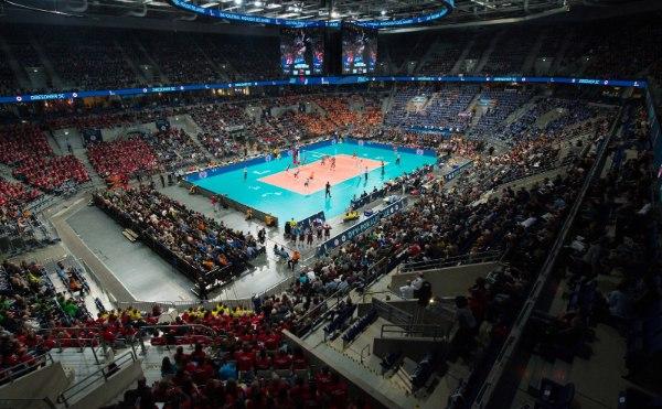 Am 16. Oktober findet der Volleyball Supercup 2016 statt (Foto: Conny Kurth, www.kurth-media.de)