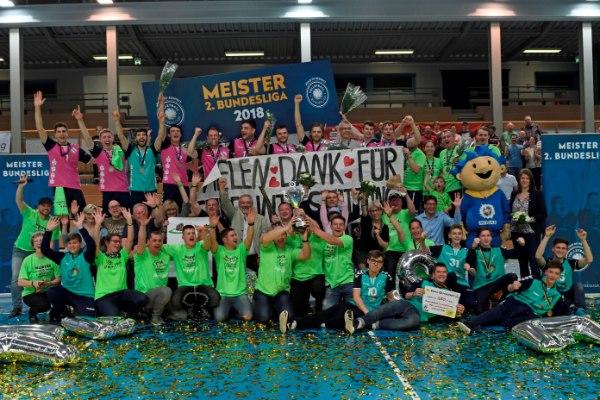 ViB24.TV Meister CV Mitteldeutschland will in diesem Jahr zum dritten Mal die Meisterschaft holen (Foto: CV Mitteldeutschland)