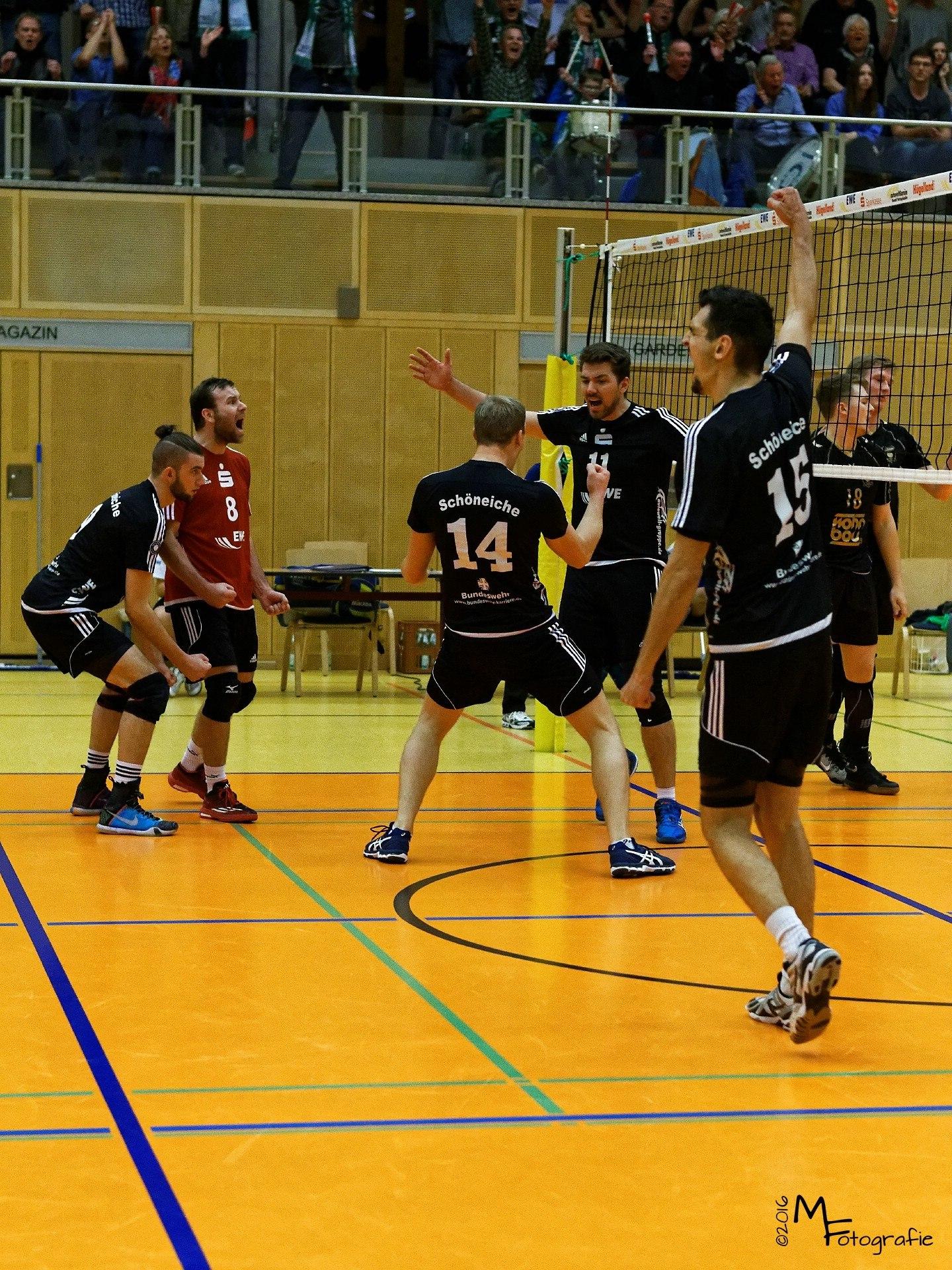 volleyball frauen 2. bundesliga