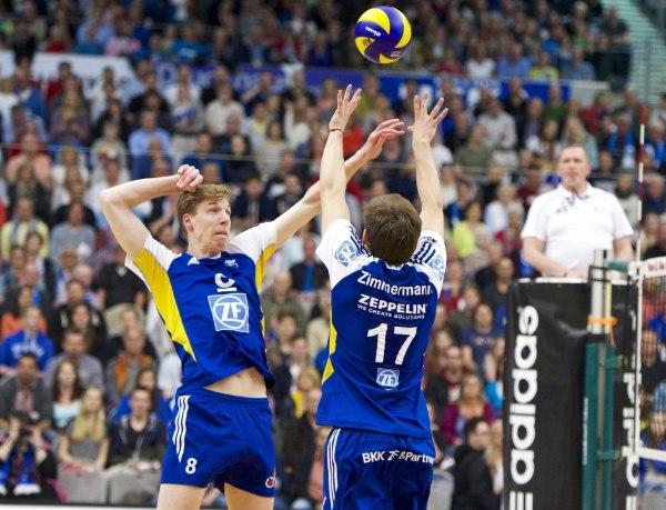 Max Günthör ist in der Saison 2014/15 auf VBL.TV und SPORTDEUTSCHLAND.TV zu sehen (Foto: Günter Kram)