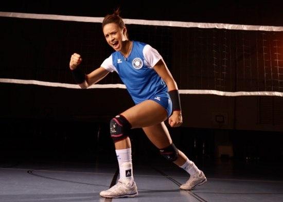 Wird Lisa Izquierdo die nächste Volleyballerin des Jahres? (Foto: VBL)