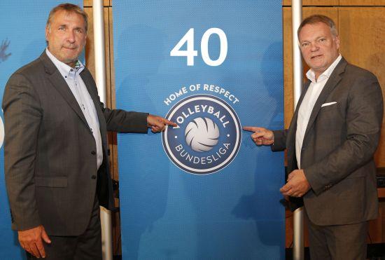 Michael Evers und Klaus-Peter Jung (Foto: Photo Wende, VBL)