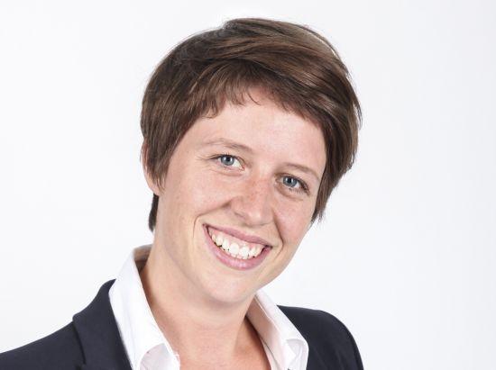 Lisa Krieger, VBL-Projektmanagerin Vereinsentwicklung und Veranstaltungen (Foto: Robert Felgentreu)