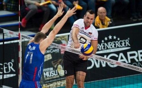 Georg Grozer wird mit den DVV-Männern bei Sportdeutschland.TV zu sehen sein (Foto: Conny Kurth)