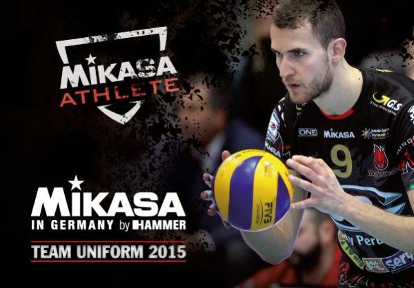HAMMER SPORT erweitert das Sortiment mit MIKASA-Teamsportbekleidung (Foto: SG&B)