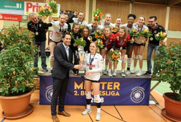 VIB24.TV-Volleyball 2.Liga VC Printus Offenburg