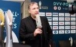 VBL-Präsident und DVV-Vizepräsident Michael Evers freut sich auf die Pokalpremiere in Mannheim (Foto: Nils Wüchner)