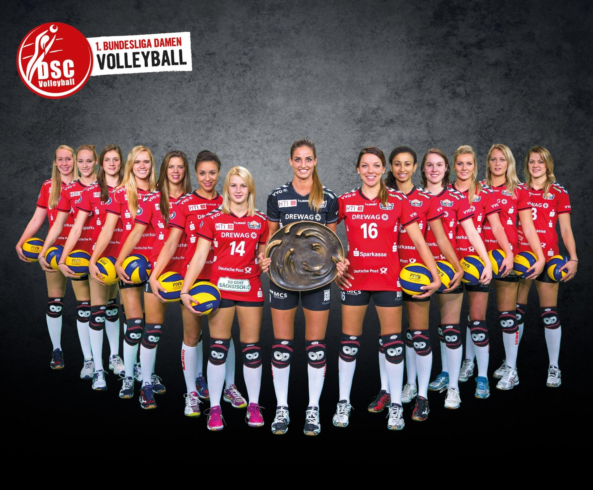 Volleyball Dresden Damen