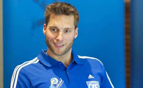 Simon Tischer geht mit Zuversicht in die Saison 2016/17 (Foto: Günter Kram)