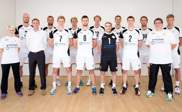 Der VC Bitterfeld-Wolfen will in der nächsten Saison wieder in der 2. Volleyball Bundesliga Nord spielen (Foto: VC Bitterfeld-Wolfen)