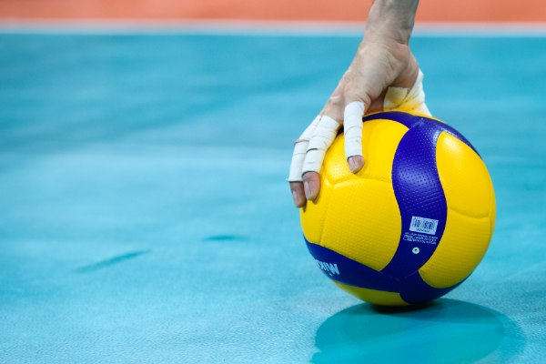 Der Ball ruht: Die Volleyball Bundesliga beendet ihre Saison vorzeitig. (Foto: Conny Kurth)